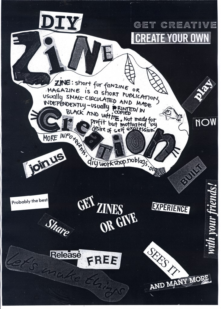 DIYZines_ZineCreationArt