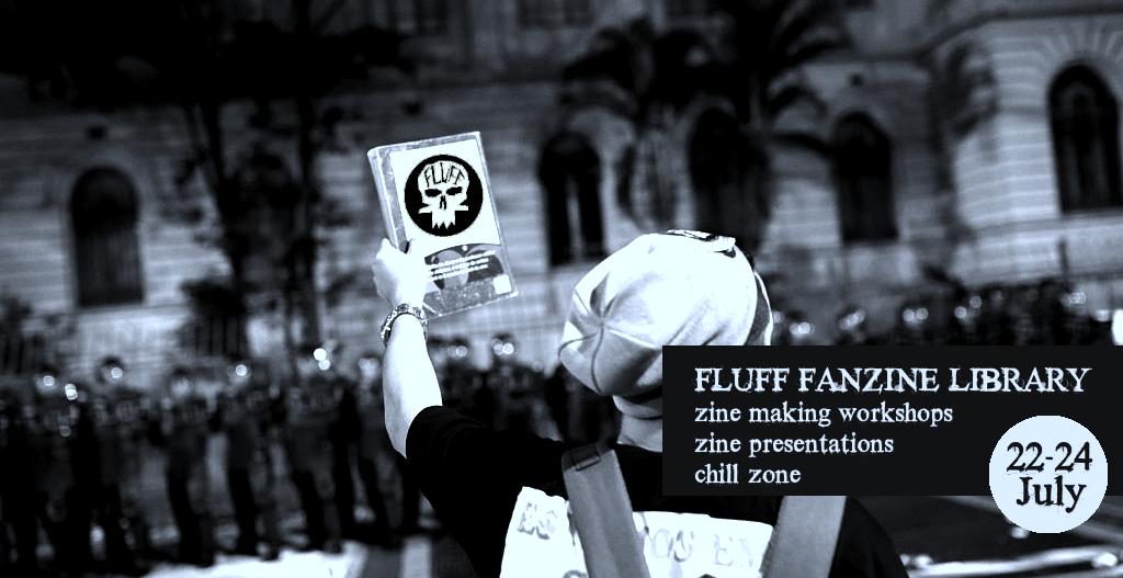FLUFF FANZINE
